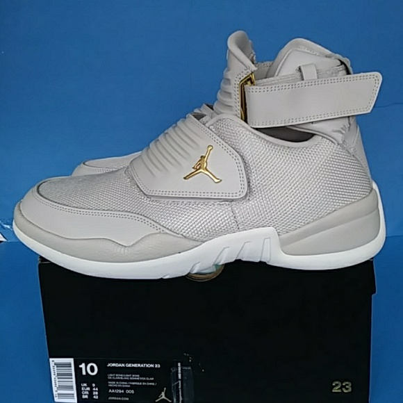 00764458489208 BRAND NEW AIR JORDAN GENERATION 23